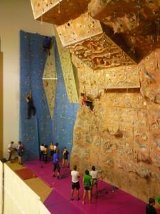 Cours d'escalade à Reims pour scolaires