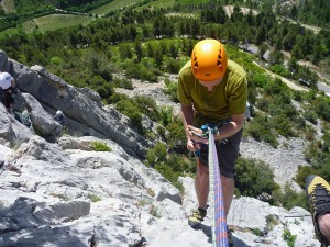 Stages escalade-calendrier