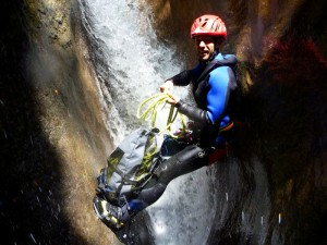 Canyoning, guide de canyon