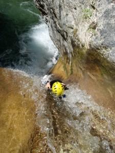 Canyoning : techniques et sécurité avec Cordévasion