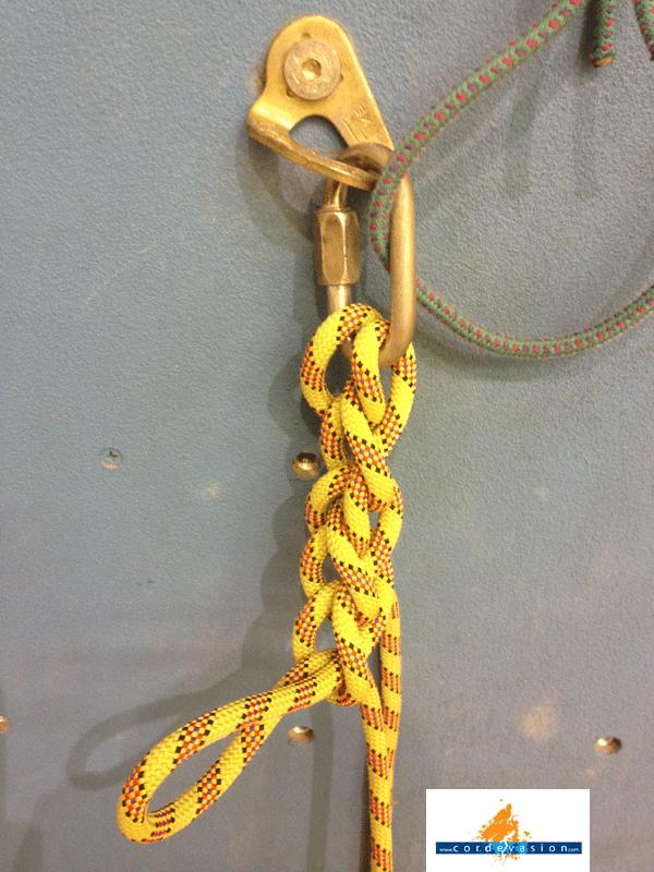 Noeuds en escalade tous les noeuds du d butant l 39 expert - Noeud de sifflet de bosco ...