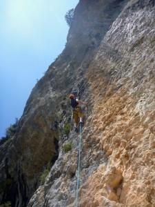 stage falaise saint léger du ventoux
