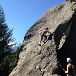 Stage-escalade-chamonix-falaise-de-la-Joux