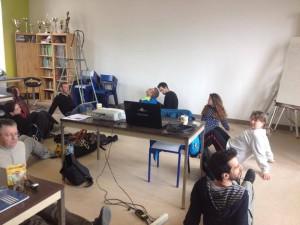 Les étirements, formation FFME 2014