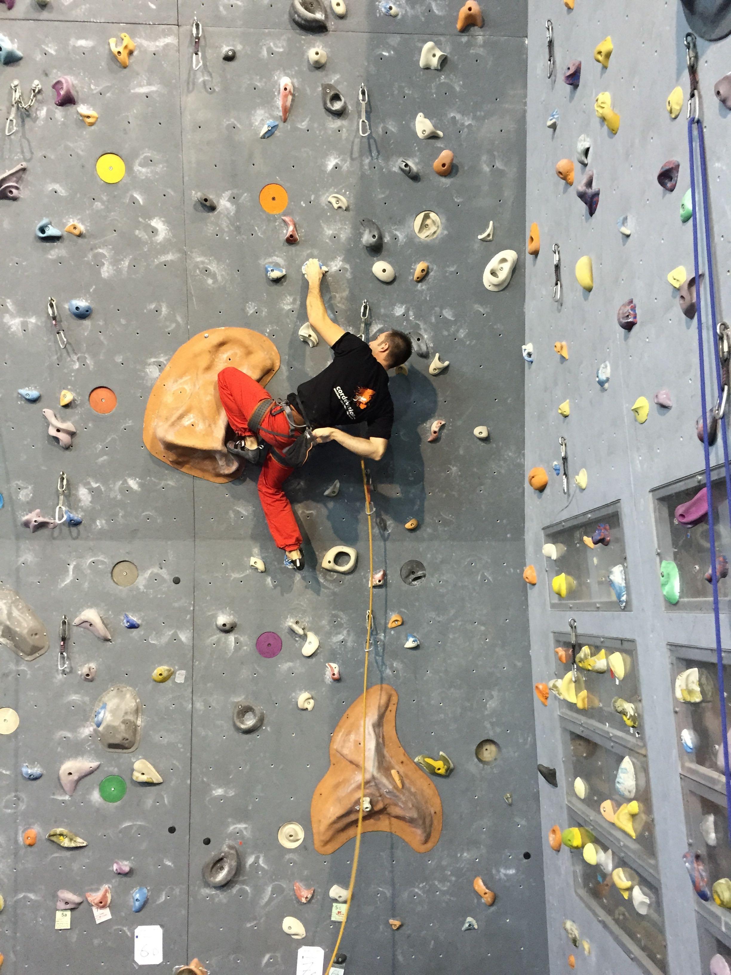 Vieux grimpeur 2014 Epernay