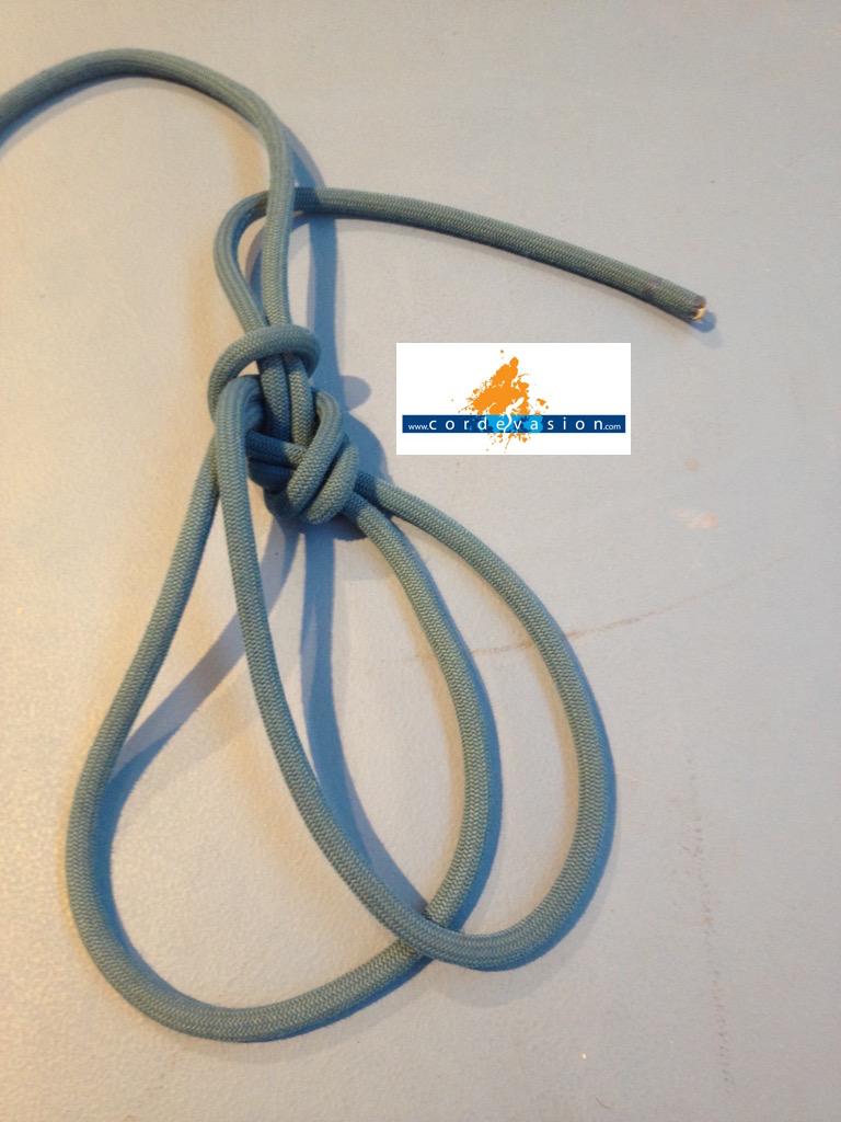 Noeud fusion cord vasion - Comment faire un noeud de chaise ...